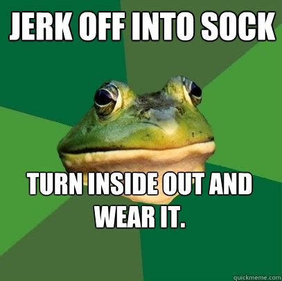 Sock Meme - sock jerk memes