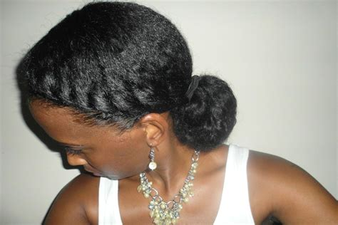 black hair buns twist and bun black girl with long hair