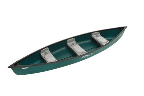 quest canoes sun dolphin scout 14 square back canoe green walmart