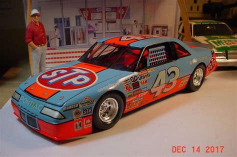 Richard Petty Pontiac by Monogram 1988 Pontiac Grand Prix Richard Petty 43 Stp 1