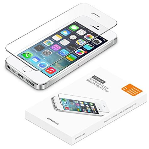 Tempered Glass Iphone 5 Iphone 5s Iphone Se Anti Privacy iphone 5 5s se screen protector uppercase premium