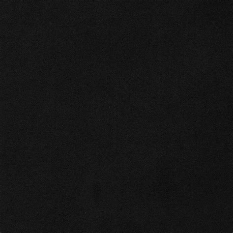 Black Upholstery by Ramtex Microsuede Black Discount Designer Fabric