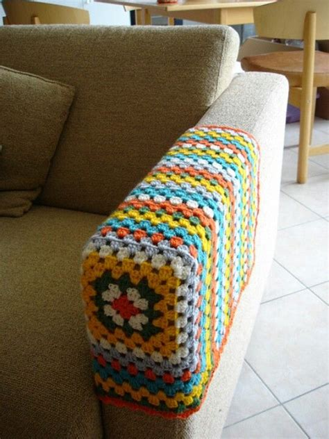 Crochet Pattern For Armchair Covers by Crochet Arm Rest Cover Http Lomets