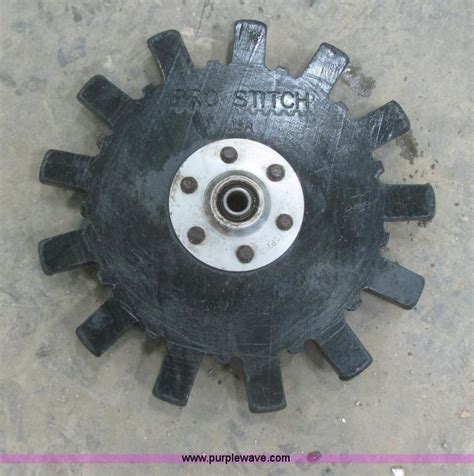 Planter Closing Wheels by 48 Pro Stitch Ag Psp750 Closing Wheels No Reserve
