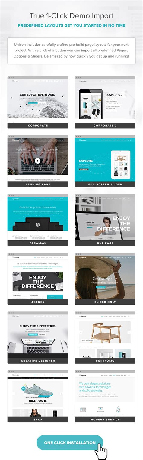 the galaxy design driven multipurpose wordpress theme unicon design driven multipurpose theme wordpress