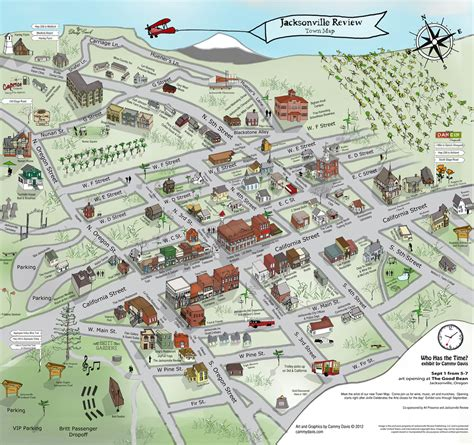 town map image gallery town map