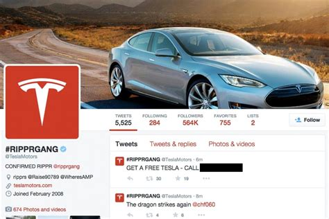 Tesla Contact Number Tesla Security Breach Likely Caused By Lizard Squad