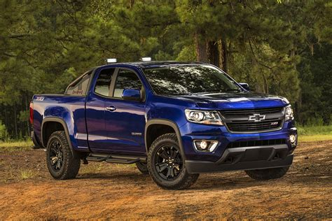 chevy colorado 2016 2016 chevy colorado trail hiconsumption