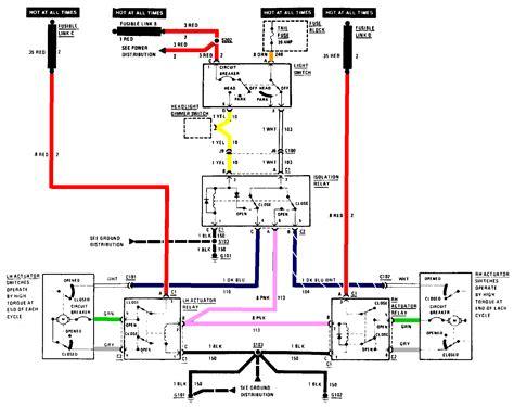 fiero light wiring diagrams wiring diagram schemes
