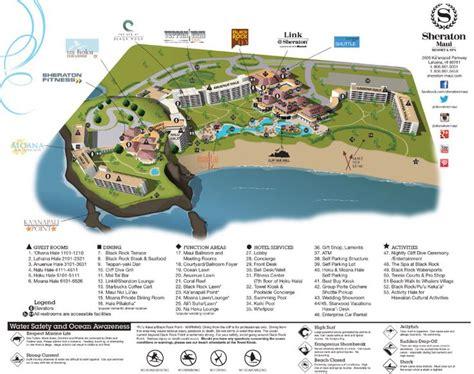 kaanapali resort map kaanapali resort map 28 images the westin ka anapali