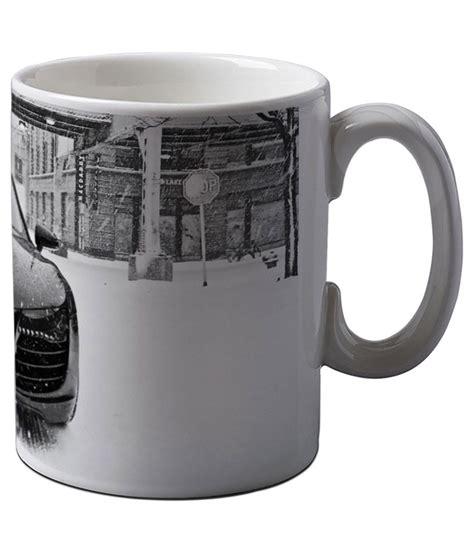 Yoshikawa Coffee Cup Mug Cangkir 350 Ml Snow artifa white audi supercar inspired coffee mug best price in india on 2nd march 2018 dealtuno