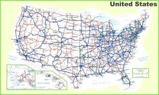 imus map of the united states map of best highways in us map of pacific coast through