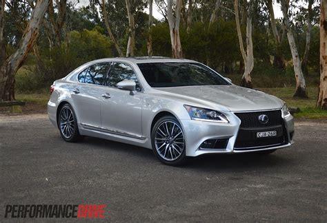 2013 lexus ls 600h f sport performancedrive