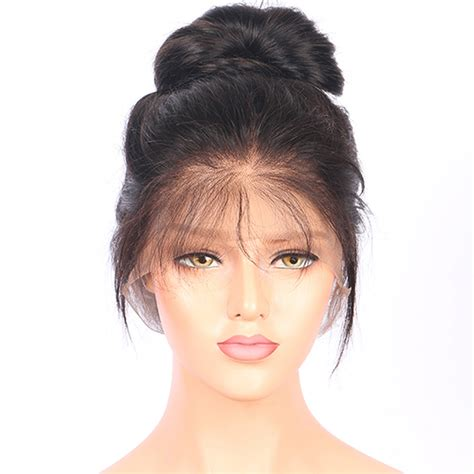 Wig Baby 360 wigs lace front human hair wig
