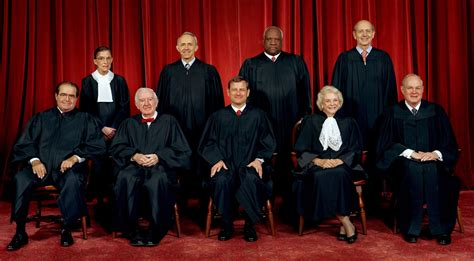 supreme court justices file usscb justices full2005 jpg wikimedia commons