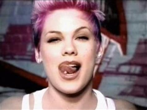 Guess Who Does Pink Make You Puke by Classify Singer Pink