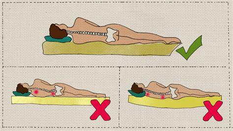 dormire bene materasso dormire bene attenzione a schiena e materasso a colposicuro