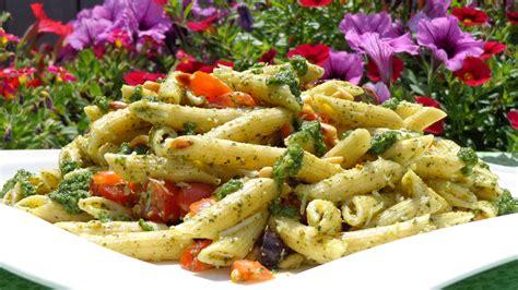 pasta salad pesto pesto pasta salad the lost italian