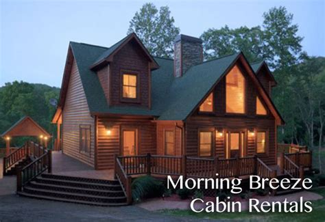 morning cabin rentals