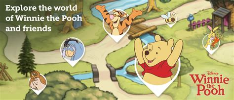Seek And Find Winnie The Pooh Disney Aktivitas Anak disney baby baby advice parenting information and tips