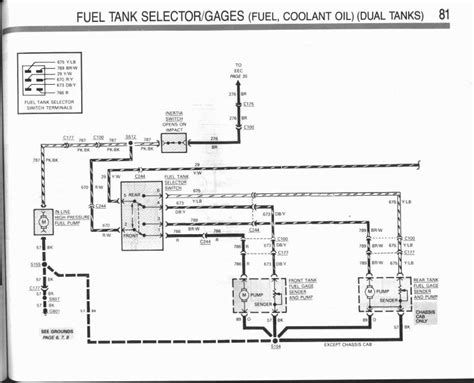 Fuel Pump Wiring Ford Truck Enthusiasts Forums