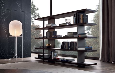 poliform librerie bookshelves poliform bristol