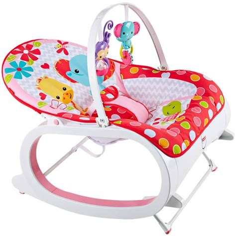 Baby Rocking Chair Pliko Bouncer fisher price infant to toddler rocker baby seat bouncer chair play sleeper ebay
