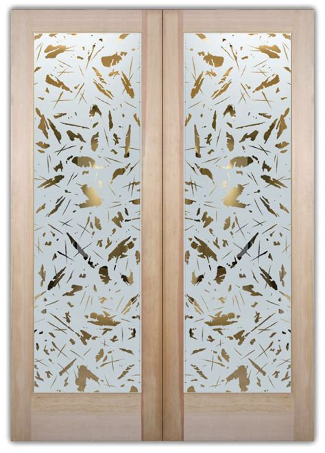 door pattern frosted glass design patterns texture