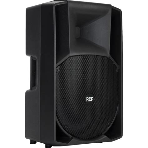 rcf rcf 745a active two way 1400 watt speaker 745a b h