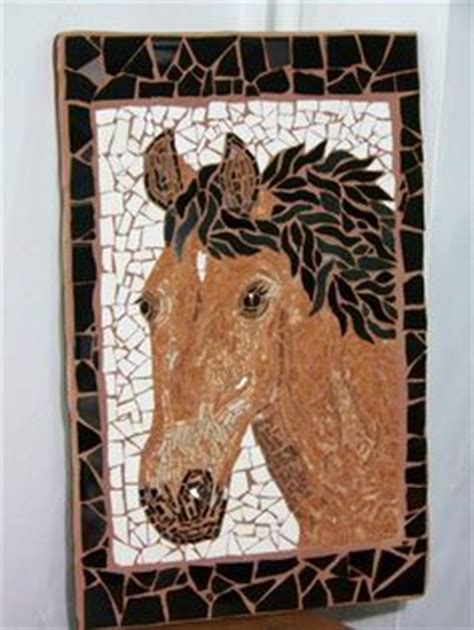 1000+ images about mosaic horses on pinterest | stained