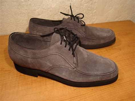 hush puppies suede shoes califmom califmom 1980s vintage hush puppies suede saddle shoes 10 5 new stock