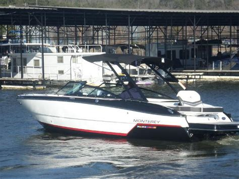 monterey boats long island monterey 238ss boats for sale boats