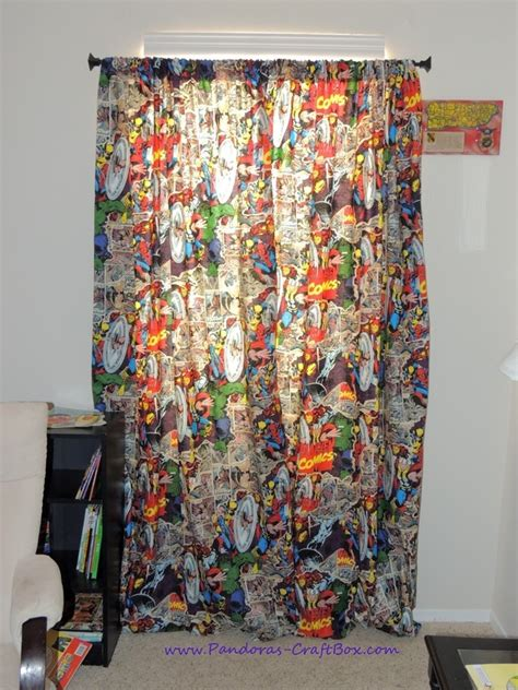 superhero curtains kids 17 best images about boys room ideas avengers fan on