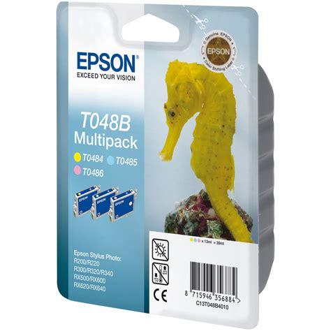 Promo Ori Tinta Epson T6735 Light Cyan original epson t048b light cyan light magenta yellow pack ink cartridges c13t048b4010 ink