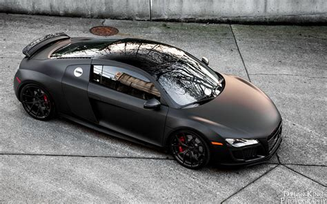 audi r8 wallpaper matte black car audi r8 matte black audi wallpapers hd desktop