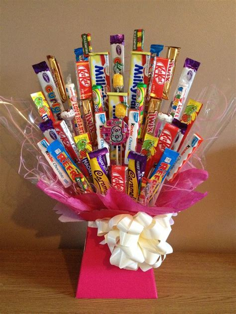 Handmade Chocolate Decorations - 17 gift basket idea splosh s