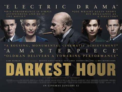 darkest hour vue laura s miscellaneous musings tonight s movie darkest