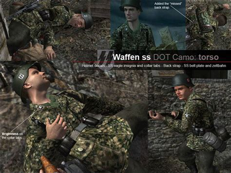 download game ksatria online mod ss ferry s waffen ss dot camo skins at call of duty 2 nexus