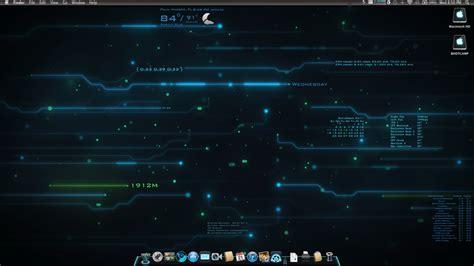 themes photos mac tron mac theme by fleek968 on deviantart