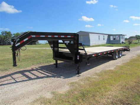 flat bed trailers for sale flat floor livestock trailer for sale html autos weblog