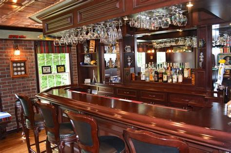 Home Bars Nj New Jersey S Home Bars Where Drinks Are Truly On The