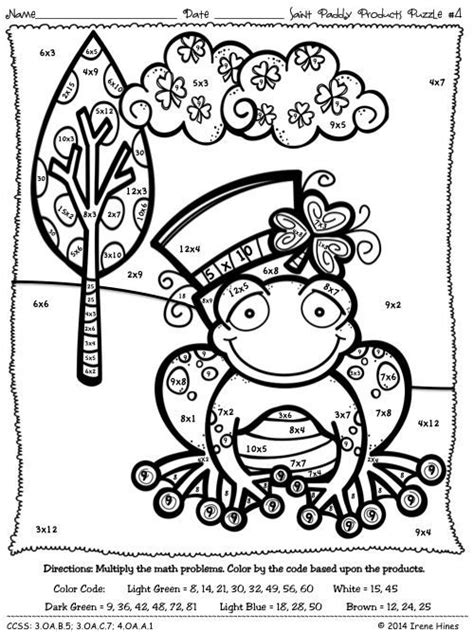 math puzzle coloring pages color by math multiplication coloring pages 772 winter