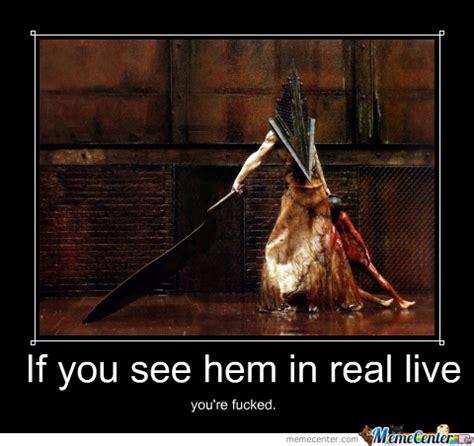 Silent Hill Meme - silent hill by joshua12345789 meme center