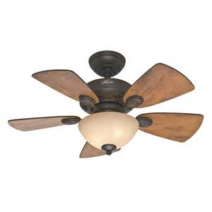 ceiling fans shop watson 34 in new bronze indoor downrod or