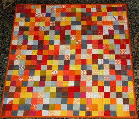 Orange Quilt Bee by An Orange Quilt Catherine Redford