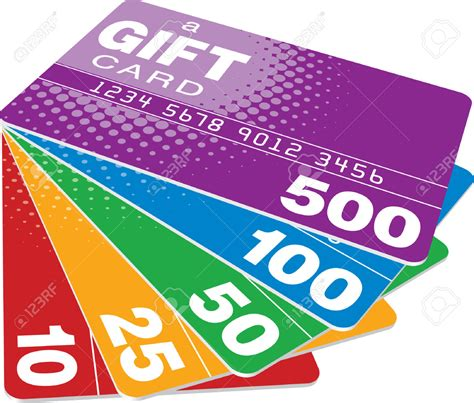 Free E Gift Cards - free gift card clip art 55