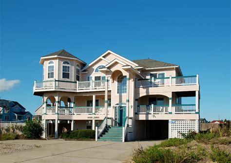 Ocean Pearl Vacation Rental Twiddy Company Houses Corolla Nc