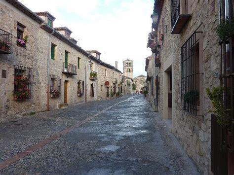 imagenes calles urbanas calles con encanto picture of pedraza province of