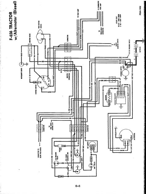 farmall cub wiring diagram wiring diagram for