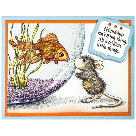 house mouse designs papiria house mouse design cling st fishy kiss